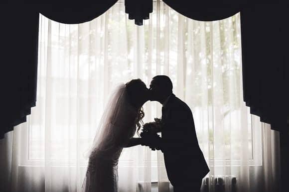 Свадебная фотосессия в ЗАГСе Невского района Санкт-Петербурга