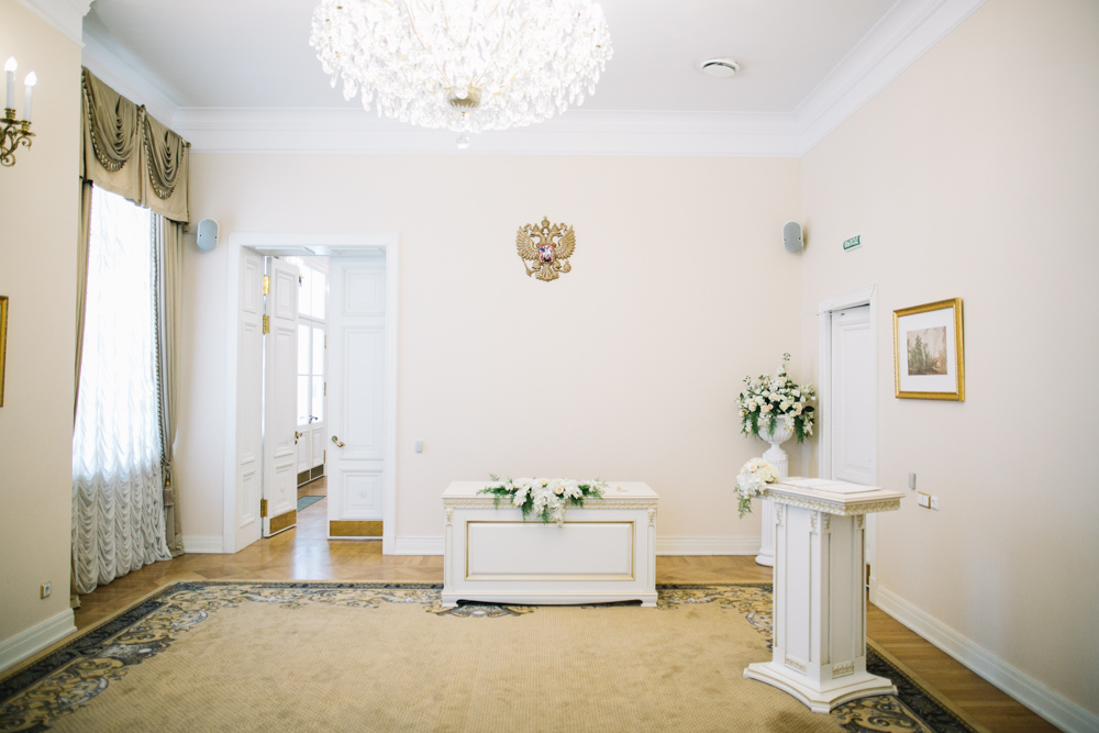 дворец бракосочетания пушкин малый зал width=
