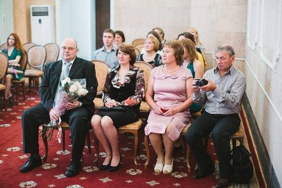 Свадебная фотосессия в ЗАГСе Московского района Санкт-Петербурга